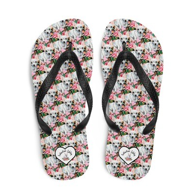 Classic Maybelline All-Over Flip-Flops