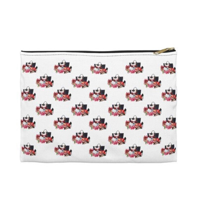 Glam 4 Life Chihuahua All-Over Print - Zipper Pouch