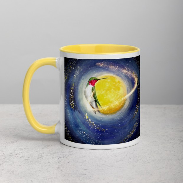 Who Are The Midnight Hummingbirds Mug