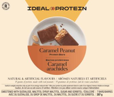 Barre caramel et arachides (7)