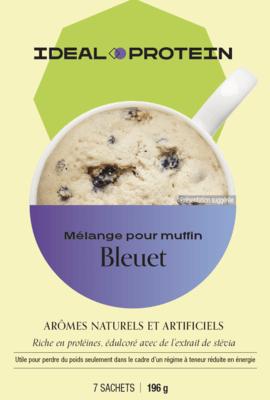 Mélange pour muffin aux bleuets (7)