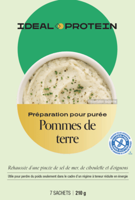 Préparation pour purée de pommes de terre (7)