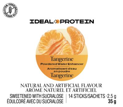 Tangerine aromatisant d'eau en poudre (12)