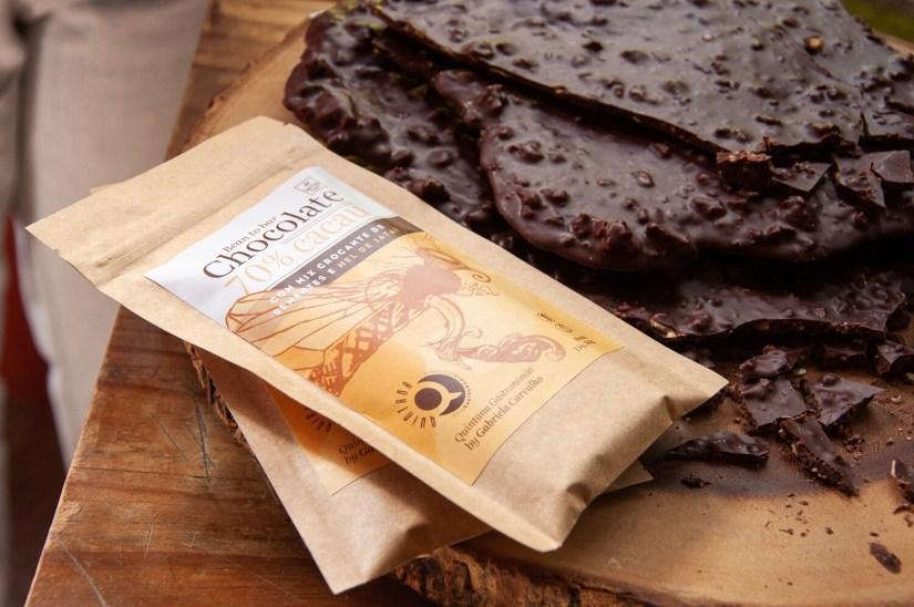 Chocolate 70% Cacau Cuore di Cacao by Gabriela Carvalho