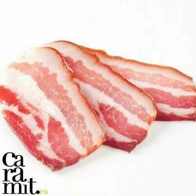 Bocadillo Bacon y queso