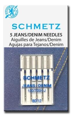 1783 Schmetz Denim Needles
