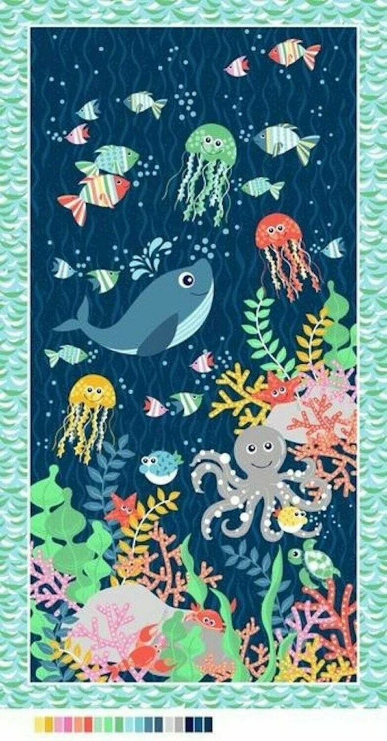 Sea Buddies Panel