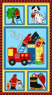 Five Alarm Fire Panel B8854P70