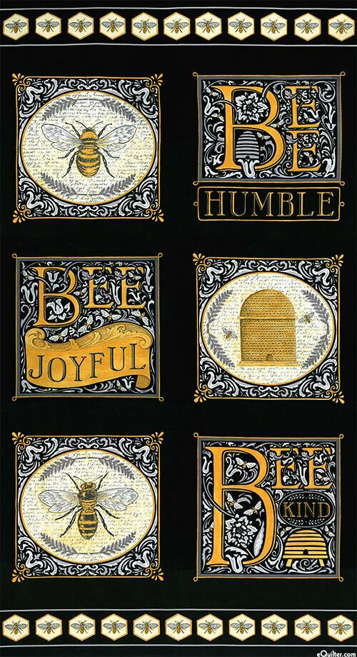 Bee Joyful Panel (48)