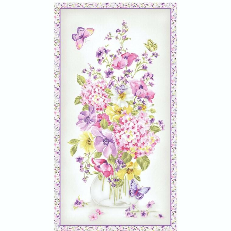 Somerset Flower Panel