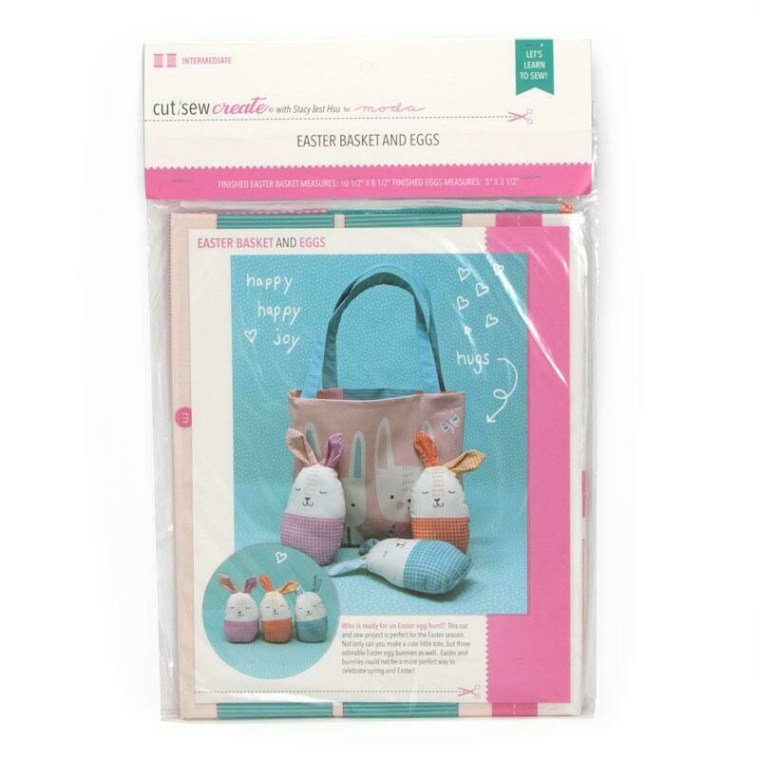 20660 11P Easter Egg Bag Panel