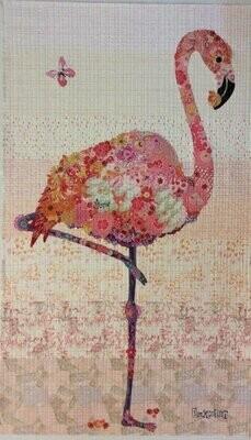 Pinkerton Flamingo Collage