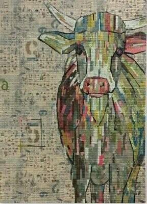 Abilene Collage Pattern