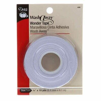 Wash-Away Wonder Tape 406