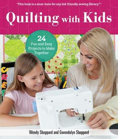 Quilting With Kids Book