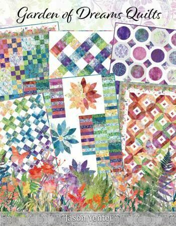 Garden Of Dream Quilts Book