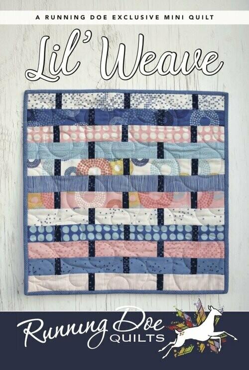 Lil' Weave Pattern