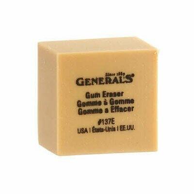 Latex Free Gum Erasers 137E