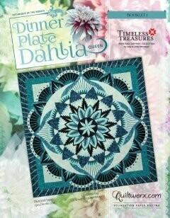 Dahlia Dinner Plate (Queen)  JNQ00260P