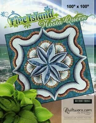 Fire Island Hosta  (Queen)