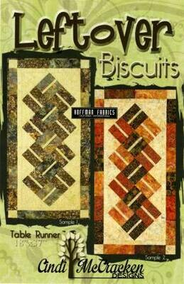 Leftover Biscuits Table Runner