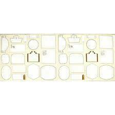 Quilt Label Panels