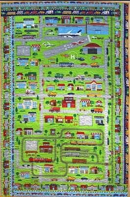 HDQ Town 54x78