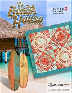 The Beach House Kit (FABRIC ONLY)