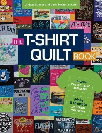 T-Shirt Quilt Book