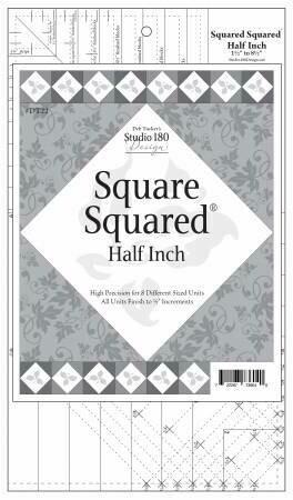 UDT22 Square Square Half Inch