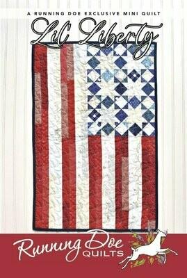 Lil' Liberty Pattern