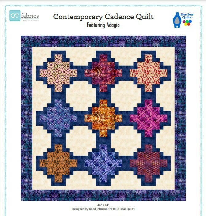 Contemporary Cadence Pattern