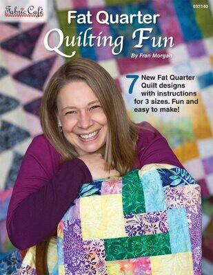 Fat Quarter Quilting Fun Book