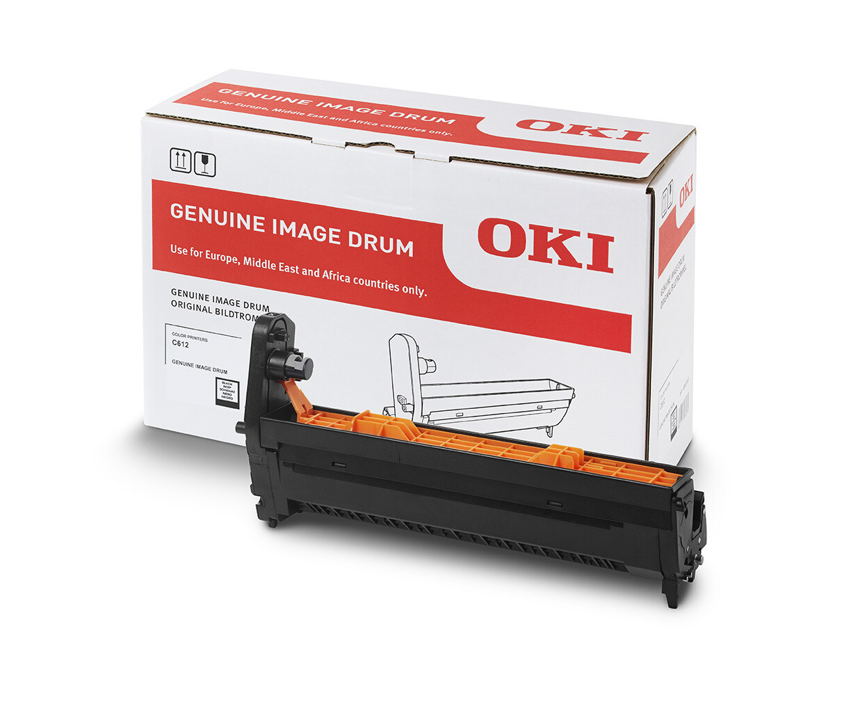 OKI C612 Bildtrommel schwarz 30000 Seiten