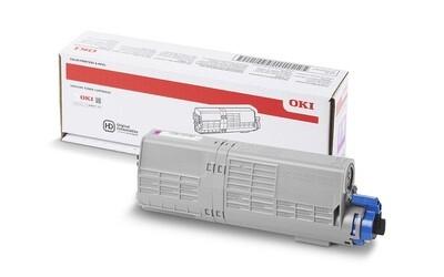 OKI Toner C532/C542/MC563/MC573 magenta 6000 Seiten