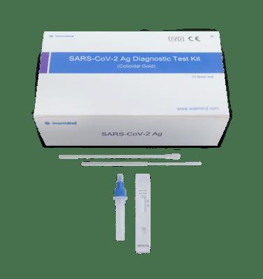 SARS-CoV-2 Antigen Laientest Speichel (5er Packung)