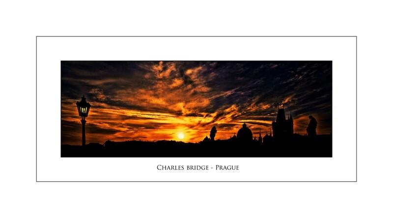 Charles bridge - Prague