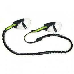 2 Clip Safety Line (2m) elasticated