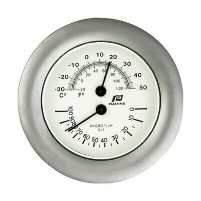 プラスチモ 温湿度計