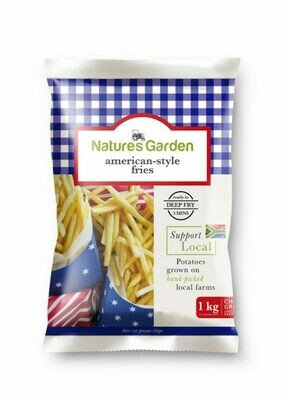 Nature's Garden American-Style Fries