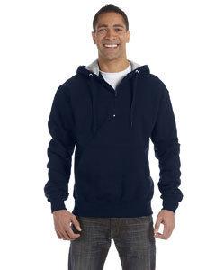 MABCR Embroidered 1/4 Zip Sweatshirts
