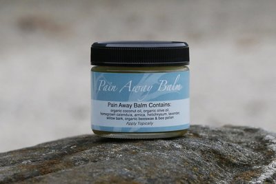 Pain Away Balm by KOA Cooperative