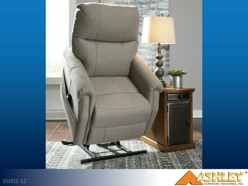 Markridge Gray Lift Chair by Ashley