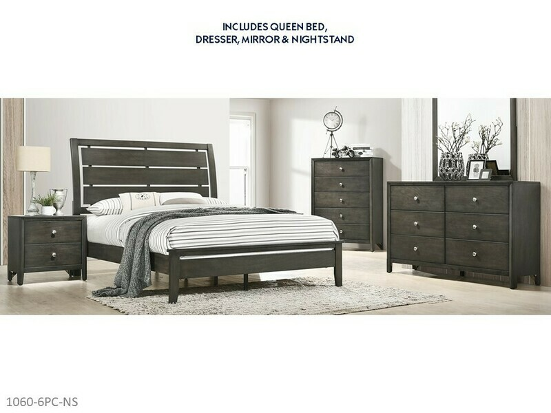 Grant 6 Pc Bedroom Set by Lane (Queen)