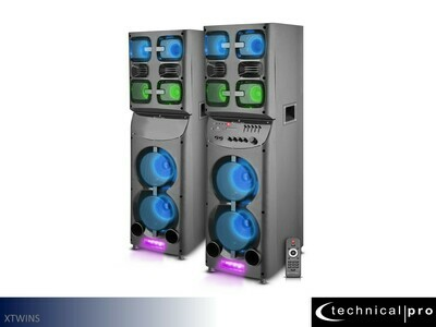 Rack Stereo by Technical Pro (4000W)