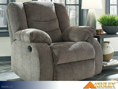 Tulen Gray Recliner by Ashley