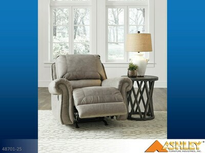 Olsberg Steel Recliner by Ashley