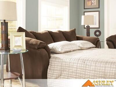 Darcy Café Sleeper Sofa by Ashley (Full)