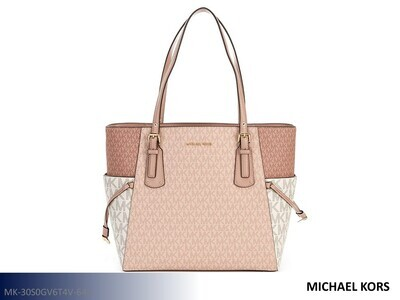 Voyager East West Ballet Pink Handbag by Michael Kors (Tote)