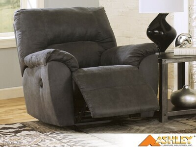 Tambo Pewter Recliner by Ashley